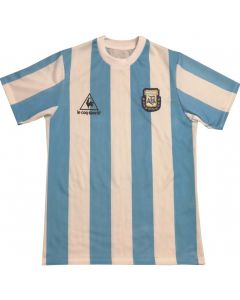 Argentina Home Jersey 1986