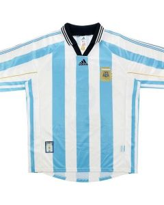 Argentina 1998 Home Jersey