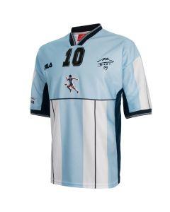 Argentina Home Jersey 2001 Maradona