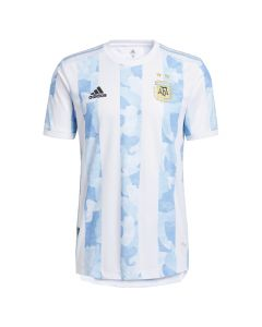 Argentina Home Jersey 2021 - HEAT:RDY