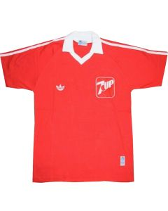 "Argentinos Juniors Home Jersey 1985 ""Borghi"""