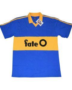 Boca Juniors Retro Home Jersey 1986-1989