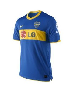 Boca Juniors 2010-2011 Home Jersey