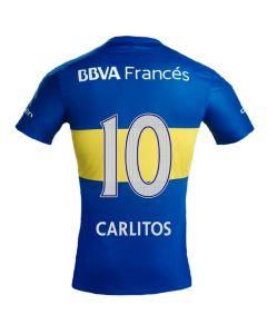 Boca Juniors Jersey Home 2016 #10 CARLITOS