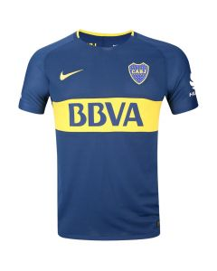 Boca Juniors Home Jersey 2017-2018 Match