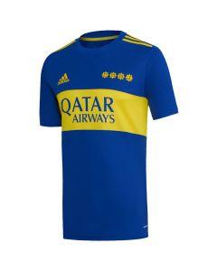 Boca Juniors 2021-2022 Home Jersey