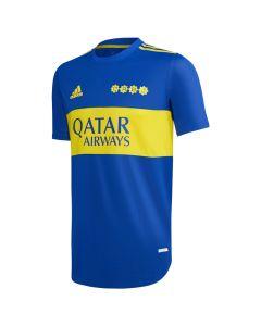 Boca Juniors 2021-2022 Home Jersey HEAT.RDY