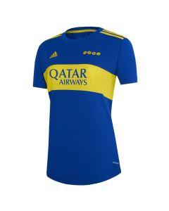 Boca Juniors Home Jersey 2021-2022 Women