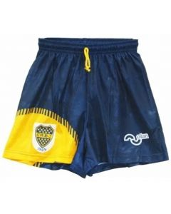 Boca Juniors Home Shorts 1995