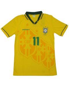 "Brazil Home Jersey 1994 ""Romario"""