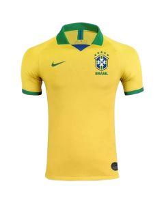 Brazil Home Jersey 2019-2020 Vaporknit
