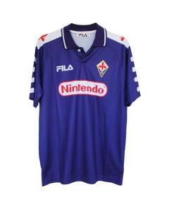 "Fiorentina Home Jersey 1998-1999  ""Batistuta"""