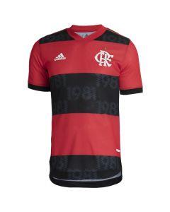 Flamengo 2021-2022 Home Jersey HEAT;RDY