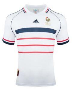 France Away Adidas Retro 1998 Jersey