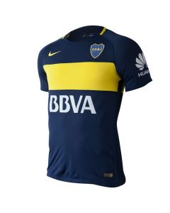 BOCA JUNIORS HOME JERSEY 2017 PLAYER ISSUE