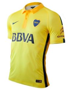 BOCA JUNIORS 3RD AWAY 2015 JERSEY