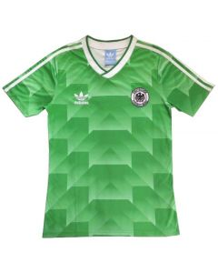 GERMANY AWAY RETRO 1990 JERSEY