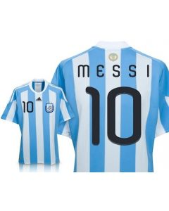 ARGENTINA HOME JERSEY 2010 MESSI