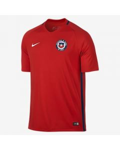 CHILE HOME JERSEY 2016 MATCH