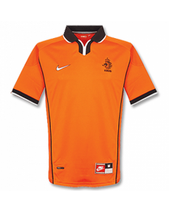 NETHERLANDS 1998 RETRO HOME JERSEY