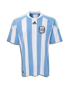 ARGENTINA HOME JERSEY 2010