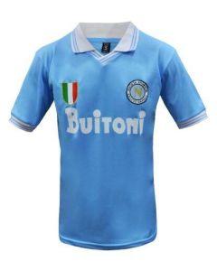 Maradona Napoli 1986 Buitoni