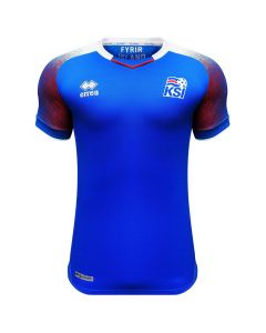 Iceland Home Jersey 2018