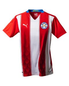 Paraguay Home Jersey 2021-2022