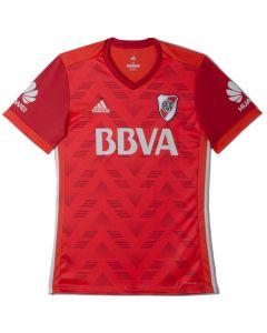 Camiseta River Plate 2017-2018 Suplente