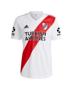 River Plate Jersey 2020-2021 Home - HEAT:RDY