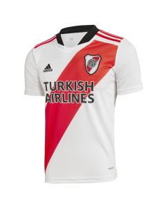 River Plate Home Jersey 2021 Kids - 120 Years