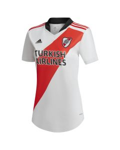 River Plate Home Jersey 2021 Women - 120 Years