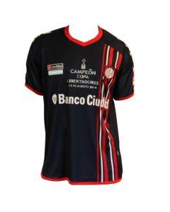 San Lorenzo Away Jersey 2014 Copa Libertadores