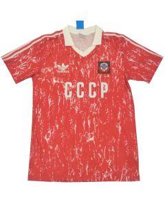 Soviet Union Home Jersey 1990